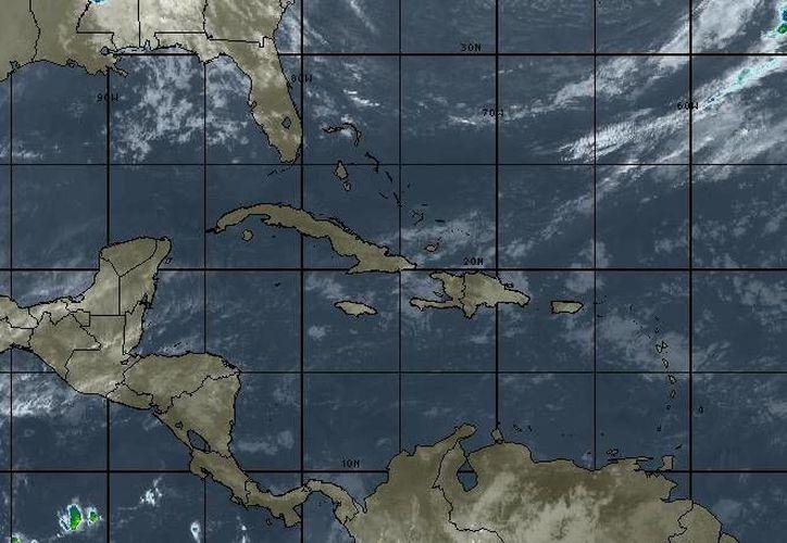 En Cancún se pronostica día mayormente soleado. (Intellicast)