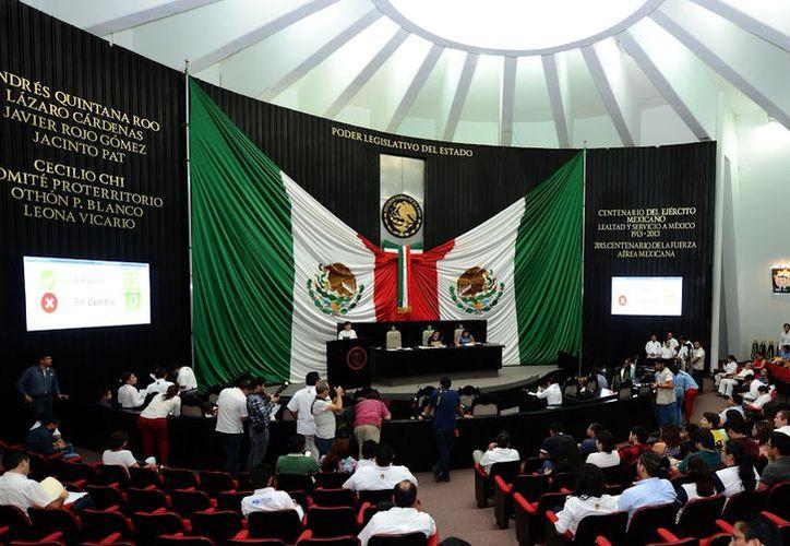 La actual Legislatura estatal quiere que se inicien los trabajos para conformar el órgano consolidador de los Juicios Orales. (Foto: Redacción / SIPSE)
