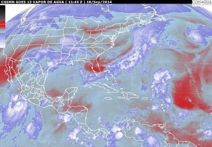 La temperatura máxima en Quintana Roo será de 32 grados centígrados. (Redacción/SIPSE)