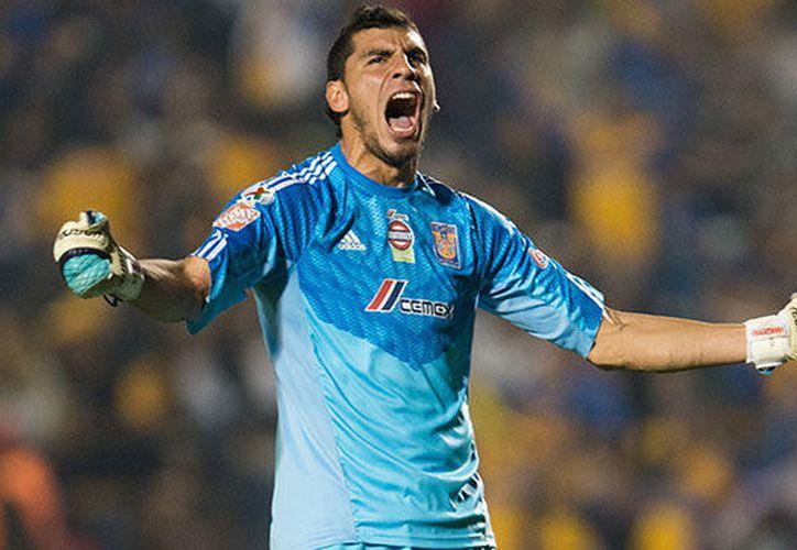 Nahuel Guzmán, guardameta de los Tigres de la UANL apuesta por un contexto respetable donde el aficionado se comportará de la manera adecuada. (Contexto/Internet)