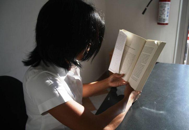 El analfabetismo en Solidaridad disminuyó 65% entre 2010 y 2015, según el IEEA. (Octavio Martínez/SIPSE)