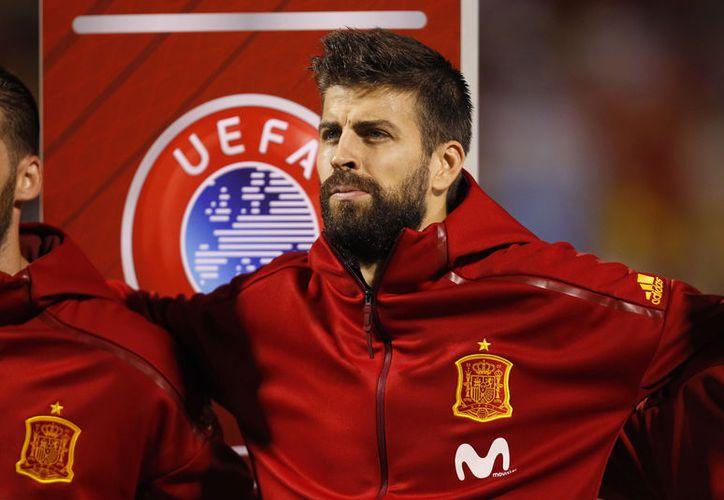 Desde el primer minuto del encuentro con Albania, el jugador azulgrana fue abucheado. (Foto: AP)