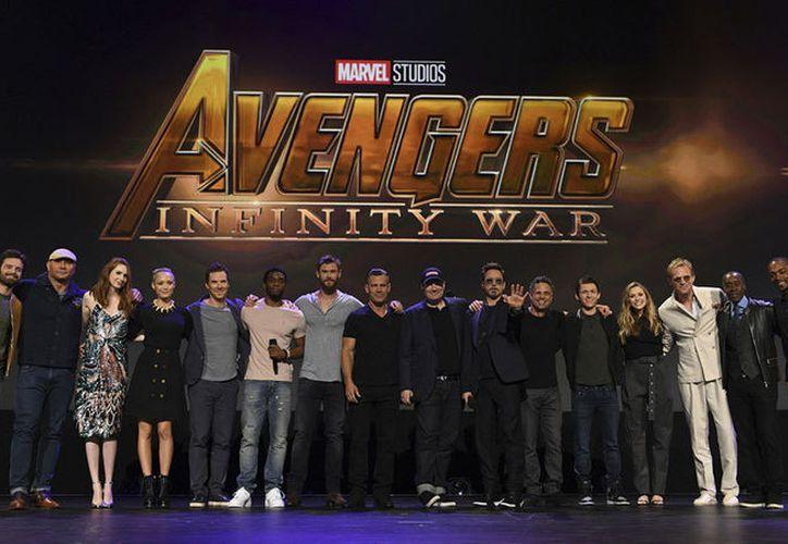 La película se estrenará el 4 de mayo de 2018. (Marvel)