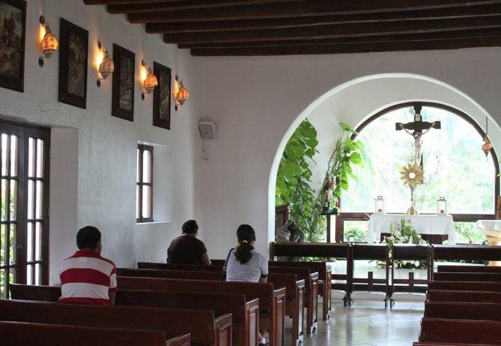 Las iglesias capacitan a sus seguidores más jóvenes sobre el cuidado del medio ambiente y los recursos naturales. (Redacción/SIPSE)