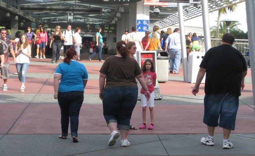 La obesidad, y las enfermedades que derivan de las bebidas azucaradas, es un problema de salud pública generalizado en EU. (Archivo/EFE)