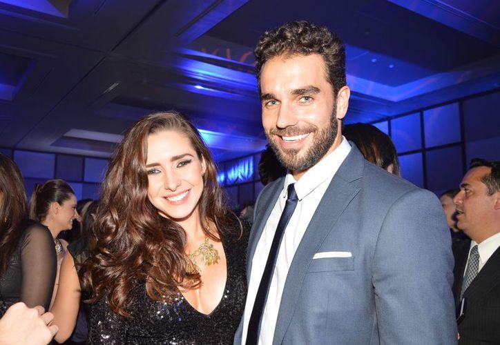 Ariadne y Marcus se conocieron en 2013 cuando ambos acababan de terminar con sus respectivas parejas. (Ke Buena)