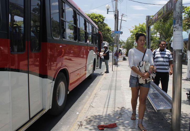 Hace 10 años la empresa Autobuses de Oriente (ADO) mostró su interés de participar en la licitación pero no pudo entrar. (Jesús Tijerina/SIPSE)