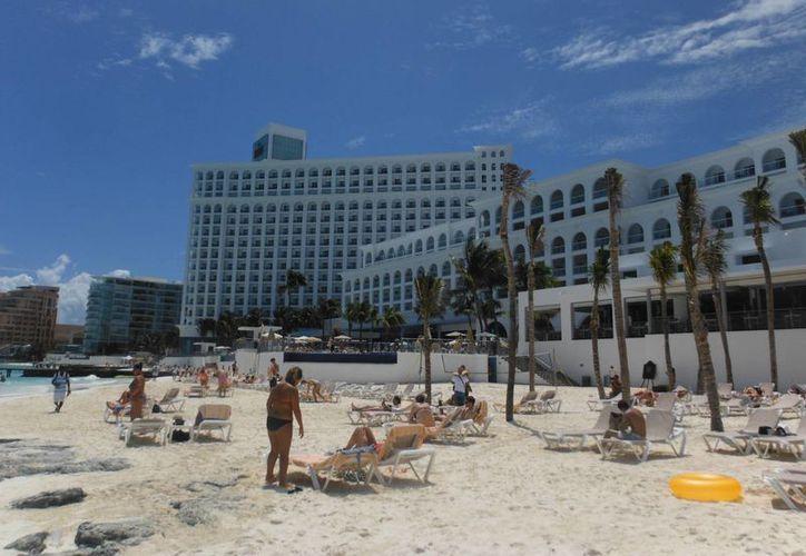 El año pasado visitaron Cancún 113 mil 873 brasileños. (Israel Leal/SIPSE)