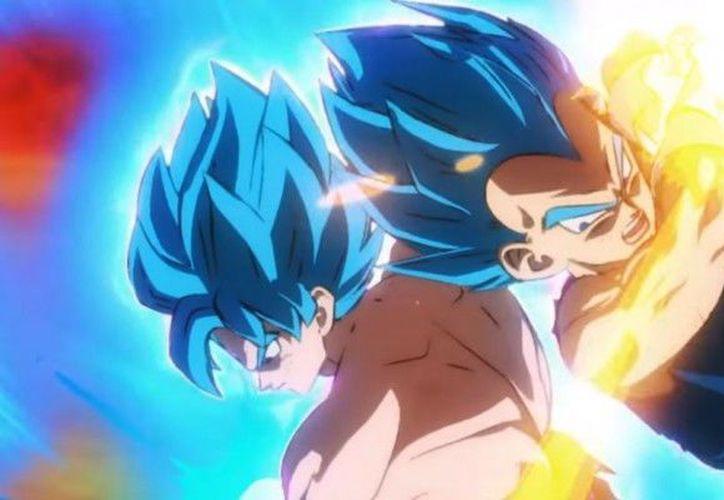 La pelea principal de la cinta promete exigir nuevos niveles de poder de los saiyajines. (Foto: Captura del video)