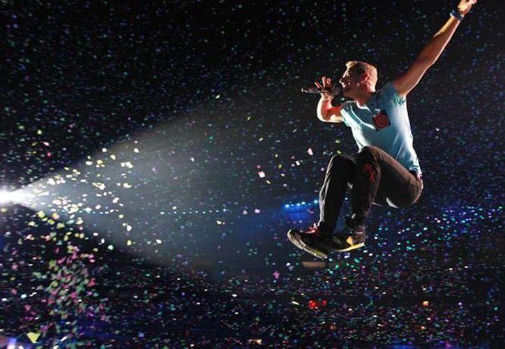 Coldplay tendrá tres fechas en el Foro Sol de la Ciudad de México,  a partir del 15 de abril.(AP)
