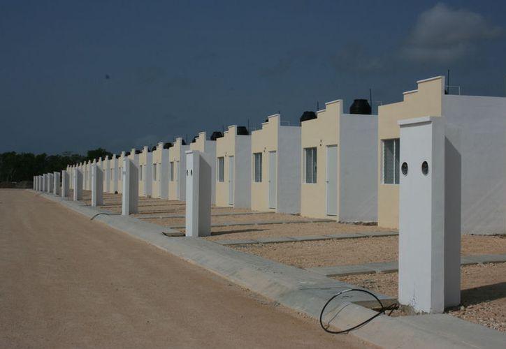 Crece la devastación por la construcción de viviendas. (Adrián Barreto/SIPSE)
