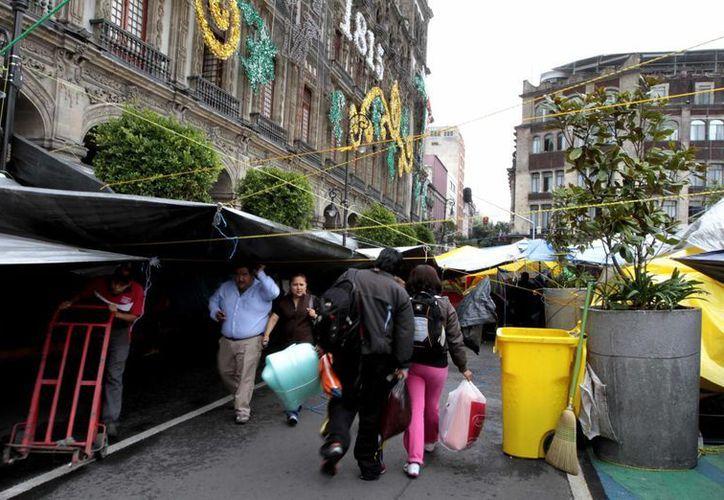 Las autoridades limpiarán los obstáculos en la ruta del evento deportivo. (Notimex)
