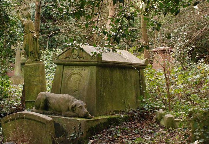 El Cementerio Highgate, de Londres, fue inaugurado en 1839.(ignacioizquierdo.com)