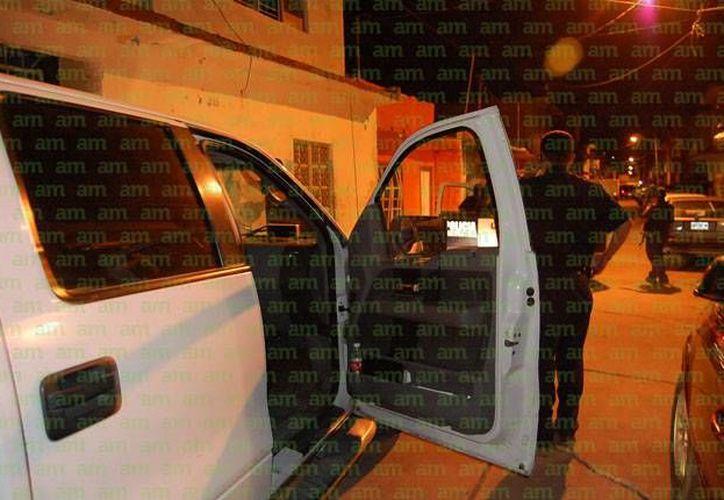 El sitio web del Periódico AM publicó imágenes del operativo implementado por las autoridades en la zona donde se intentó secuestrar a la hija del dueño del Circo Atayde. (am.com.mx)