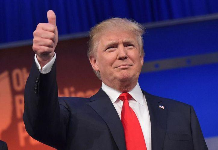 El presidente de Estados Unidos, Donald Trump, ha anunciado que su país se retira del Acuerdo de París sobre el cambio climático. (Contexto/Internet).