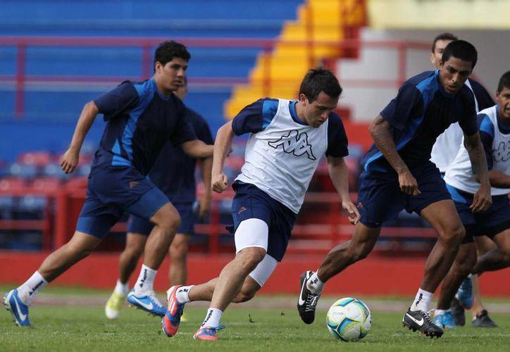 Francisco Fonseca expresó que  los jugadores del Altas son peligrosos por lo tanto tendrán que trabajar muy duro. (Redacción/SIPSE)