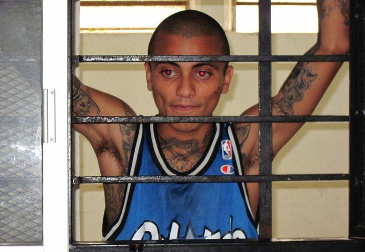 """Irving Isaí Puerto Ramírez (a) 'Mara' es hermano menor del malogrado Jhonatan Puerto Ramírez o """"MC Chicharras"""", asesinado en enero de 2008. (SIPSE)"""