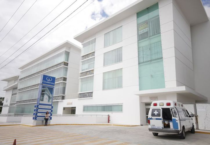 Hospital Galenia podrá acercar los servicios a la comunidad mediante convenios entre las dependencias del sector salud. (Tomás Álvarez/SIPSE