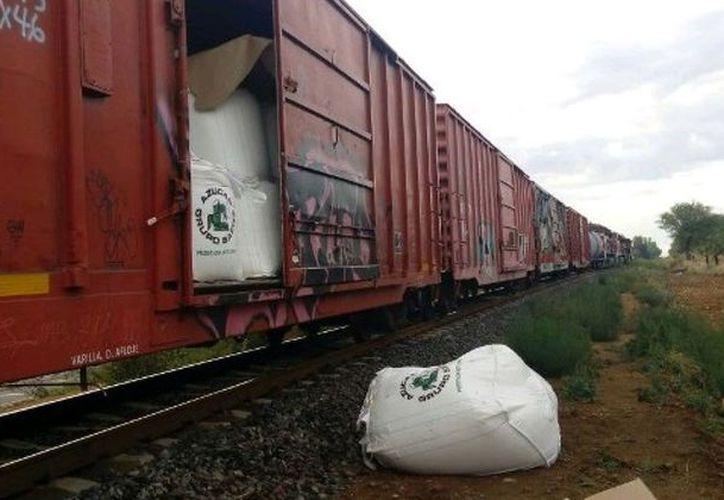 El robo y vandalismo en trenes genera millonarias pérdidas. (vanguardia.com)