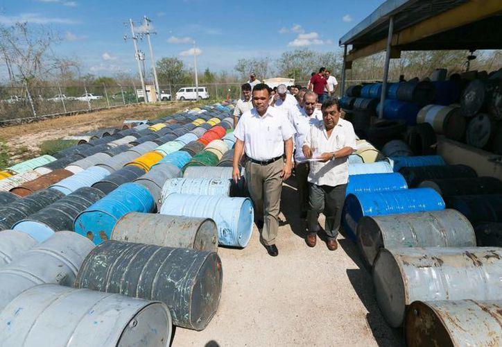 El sector apícola de Yucatán ha recibido insumos y equipos que le han permitido mejorar la producción. (SIPSE)