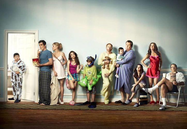 Modern Family va por su cuarta consagración en los Emmy. (Agencias)