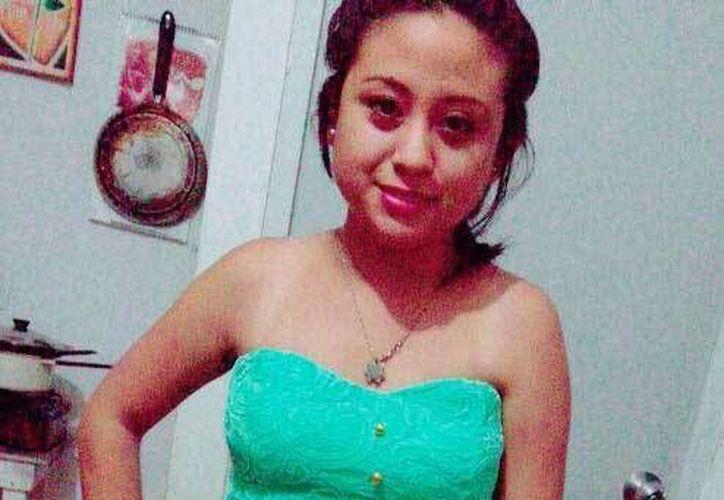 Natalia Noemí tiene 16 años, es sordomuda y es buscada por sus familiares. (Twitter/AlertaAmberQR)