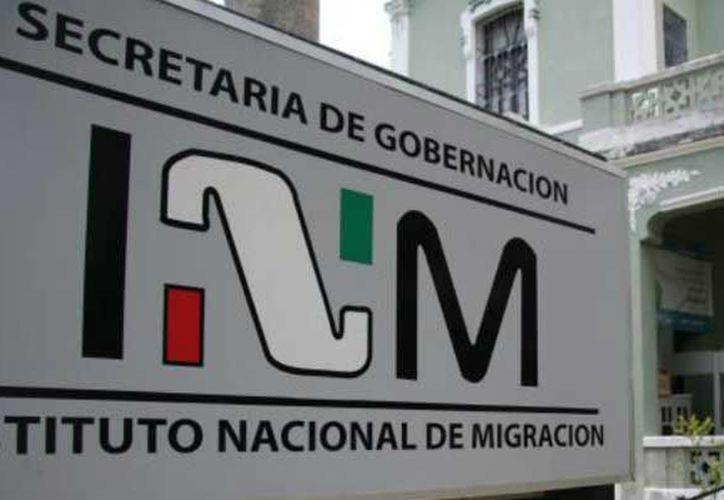 Los extranjeros rechazados llegaron vía aérea al país. (El Sol de México)