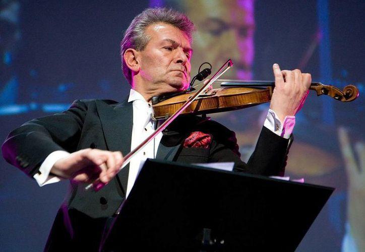 El violinista ucraniano Vadim Brodski ha ganado tres certamenes internacionales. (Milenio Novedades)
