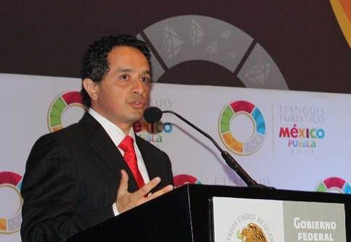 Carlos Joaquín González anunció ayer su renuncia al cargo de subsecretario de la Sectur. (Contexto)