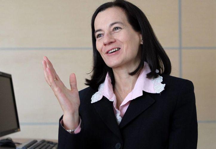 Clara Rojas fue rehén de las FARC junto con su compañera Ingrid Betancourt de 2002 a 2008. (EFE)