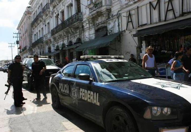 El choque armado entre criminales y federales ocurrió en las inmediaciones de la Feria de la Candelaria. (Milenio/Contexto)