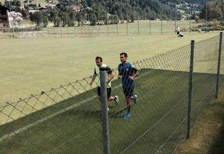 Rafael Márquez no jugo en la pasada derrota del Hellas Verona.(Foto:Twiter @HellasVeronaFC)