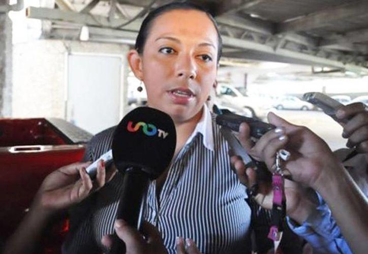 Luego de varias horas de estar cautiva en un domicilio, la Policía Municipal rescató a Luz del Alba Pardo Cruz, fiscal del caso Granier. (Excelsior)