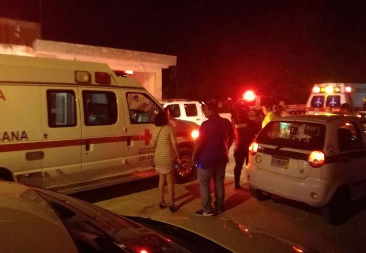 Los hechos ocurrieron en un local ubicado en la colonia Lombardo Toledano. (Redacción/SIPSE)