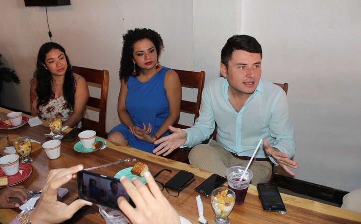 """Se proyectará el sábado 26, en el hotel Fiesta Inn, como una """"full party"""", junto a la alberca. (Joel Zamora/ SIPSE)"""