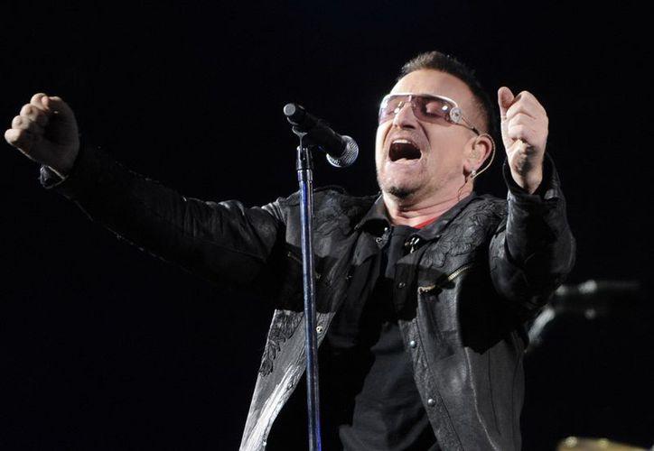 Bono se compromete con Africa. (Agencias)