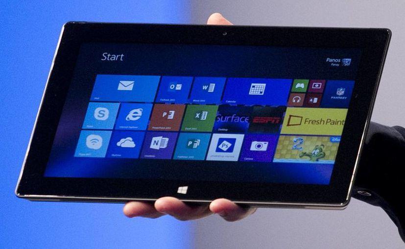 El aparato ofrece varios programas de manera simultánea en la misma pantalla. (Agencias)
