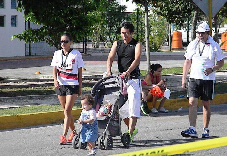 Fue muy importante la participación de la familia en este evento. (Ángel Mazariego/SIPSE)