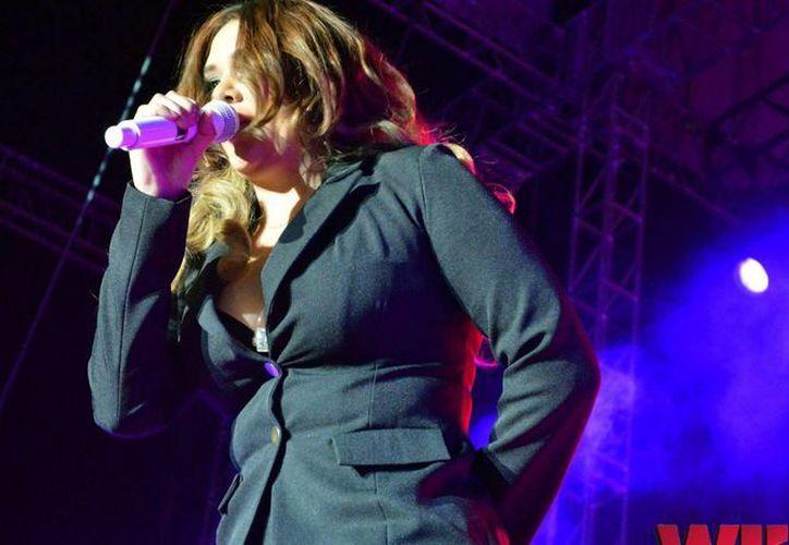 Al parecer Yuridia tuvo diferencias con su padre y representante respecto al pago por un concierto en Guadalajara que finalmente  fue cancelado. (wildfm.mx/Foto de archivo)
