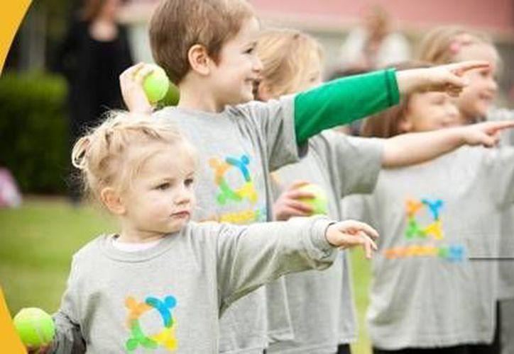 Niños aprenden sobre 10 deportes y disciplina en la franquicia Ready Steady Go (Foto tomada de rsgk.co.uk)
