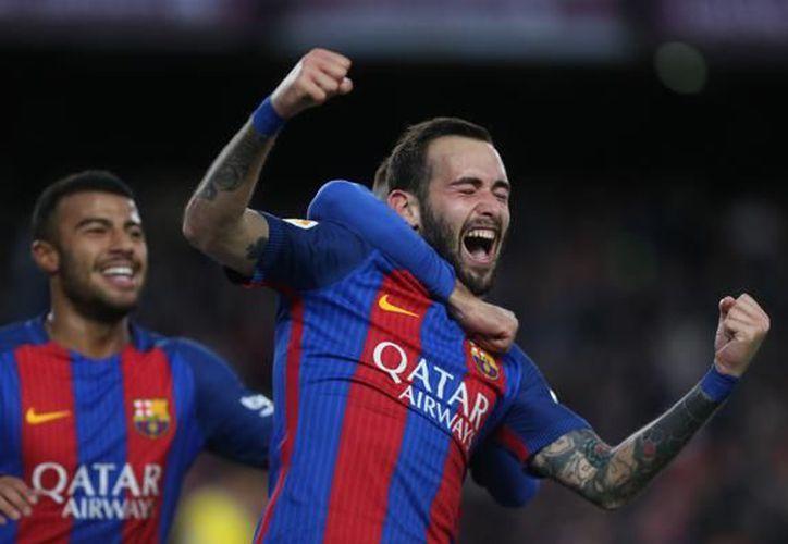 El Madrid había sido superior hasta el descanso. Dio el mando al Barça, que aceptó el regalo. (Foto: Contexto/Internet)