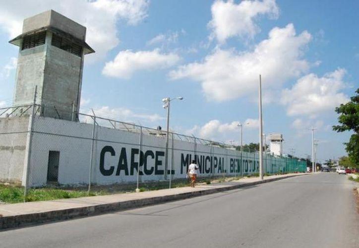 Describen la visita que se realizó en el sector de la penitenciaría de Cancún. (Redacción/SIPSE)