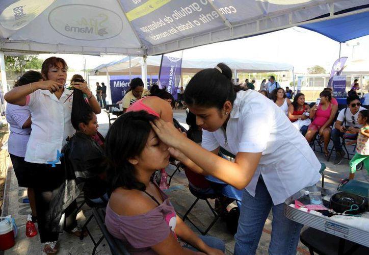 El Spa Mamá es uno de los programas que impulsó la gestión de Salvador Vitelli Macías al frente de la Dirección de Desarrollo Social del Ayuntamiento de Mérida. (SIPSE)