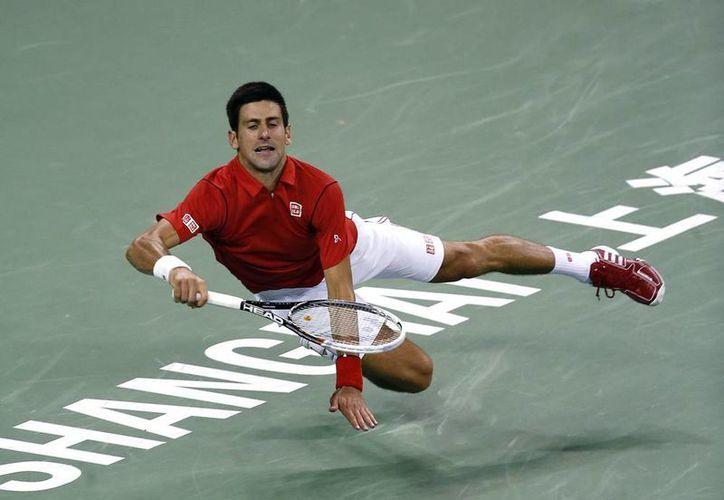 Nokovic tuvo que pelear a fondo todos los puntos para poder derrotar a un Del Potro que salió inspirado tras eliminar a Rafael Nadal. (Agencias)