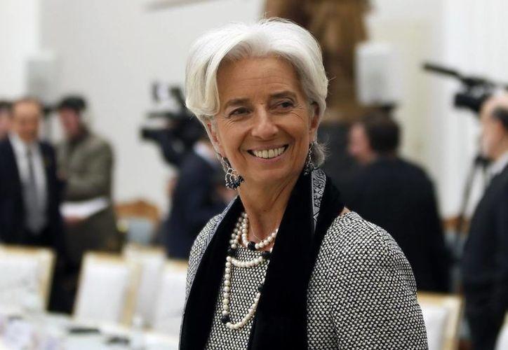 La investigación a Lagarde por parte de la Justicia francesa se abrió oficialmente en agosto de 2011. (EFE)