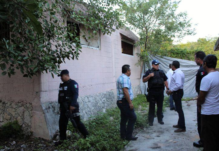 Las autoridades han realizado recorridos en las instalaciones en días recientes. (Adrián Barreto/SIPSE)