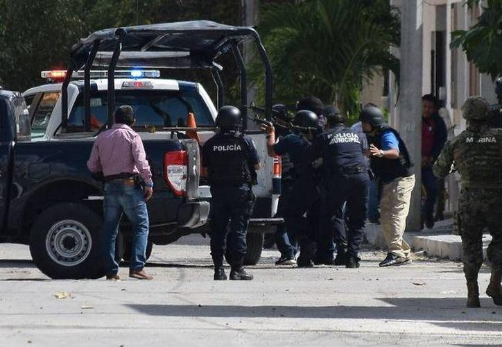 Elementos de la Policía arrestaron a un vecino sin pruebas contundentes de su culpabilidad. (Redacción/SIPSE)