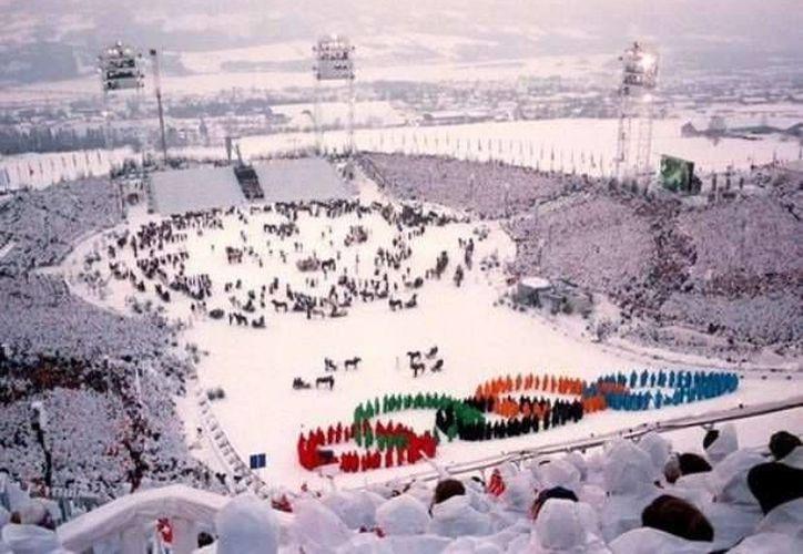 Los Juegos Olímpicos de la Juventud de Invierno se realizarán en Lillehammer, en el 2016. (Redacción/SIPSE)