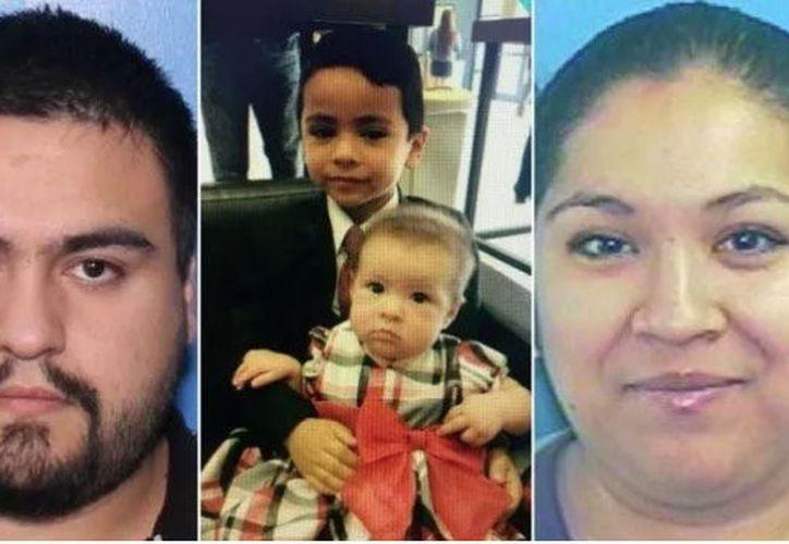 Los padres y secuestradores tenían una visita supervisada con Luis, de cinco años, y Kahmila, de seis meses. (Contexto/Internet)