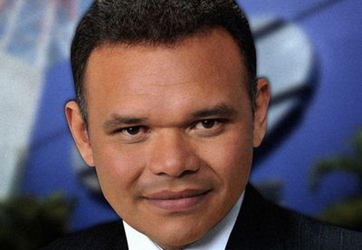 El gobernador Rolando Zapata dirigirá un mensaje, a través de Grupo SIPSE, para todos los yucatecos. (SIPSE.com)